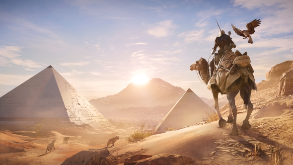 Assassin's Creed Origins pyramids.jpg