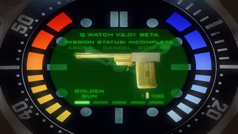 Image result for Golden gun goldeneye