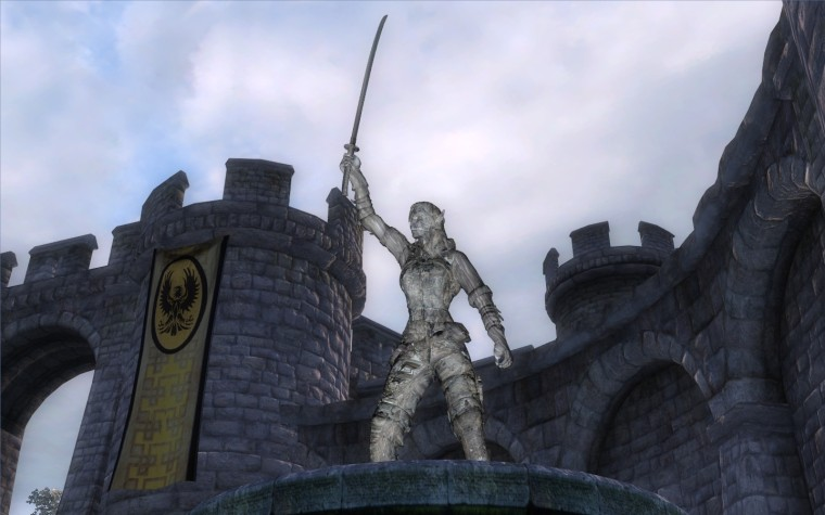 The Champion of Cyrodil