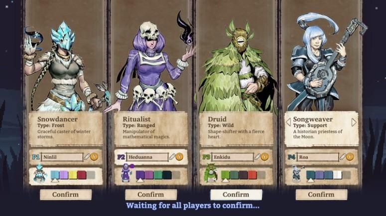 Resultado de imagem para moon hunters game review